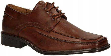 ce55b2b9 Pantofle Pan 775 Brązowy tłoczony+niebieski - Ceny i opinie - Ceneo.pl