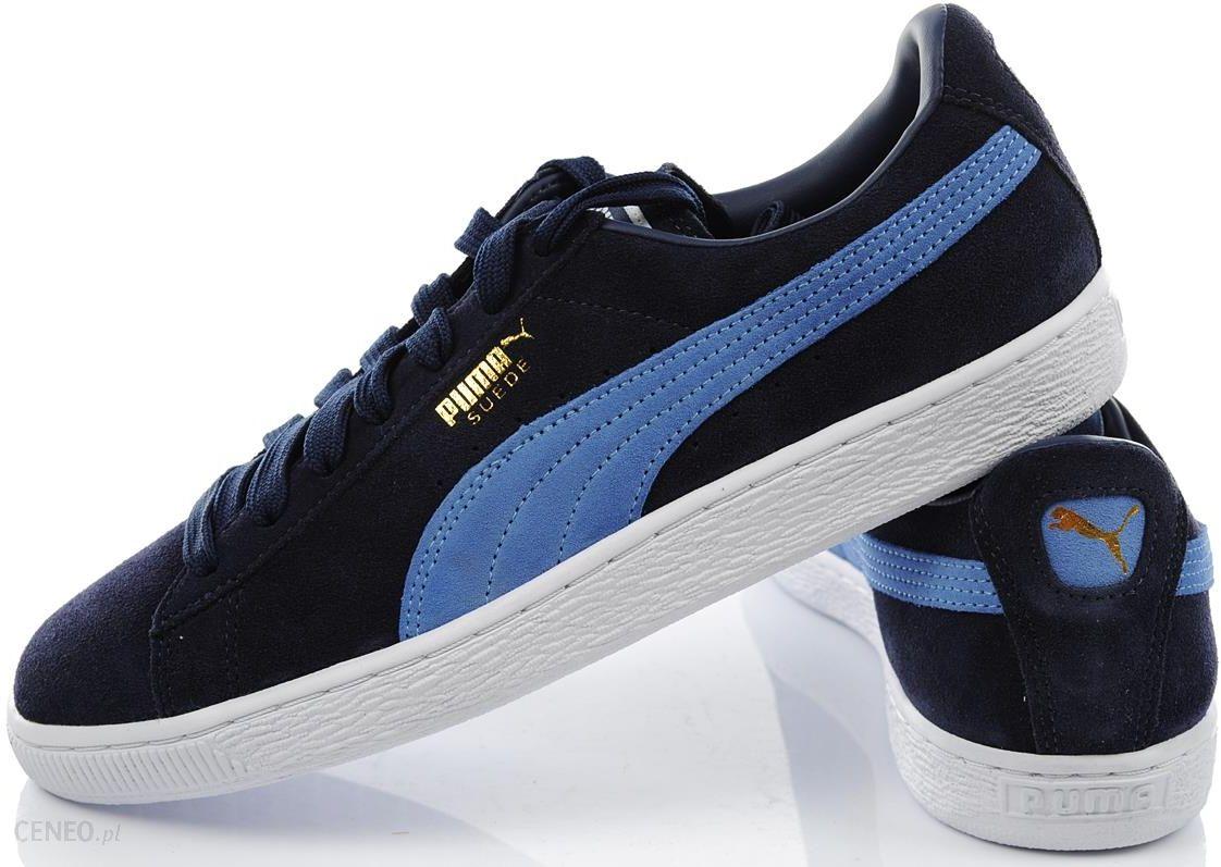Buty Sportowe PUMA Suede Classic [356568 83] 41 Ceny i opinie Ceneo.pl