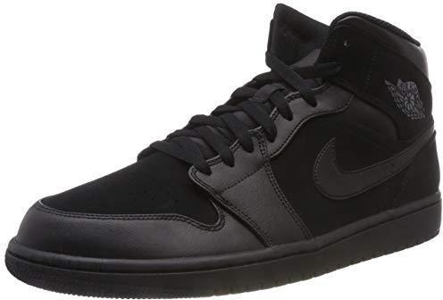 Amazon Męskie Nike Air Jordan 1 Mid buty do koszykówki wielokolorowa 46 EU Ceneo.pl