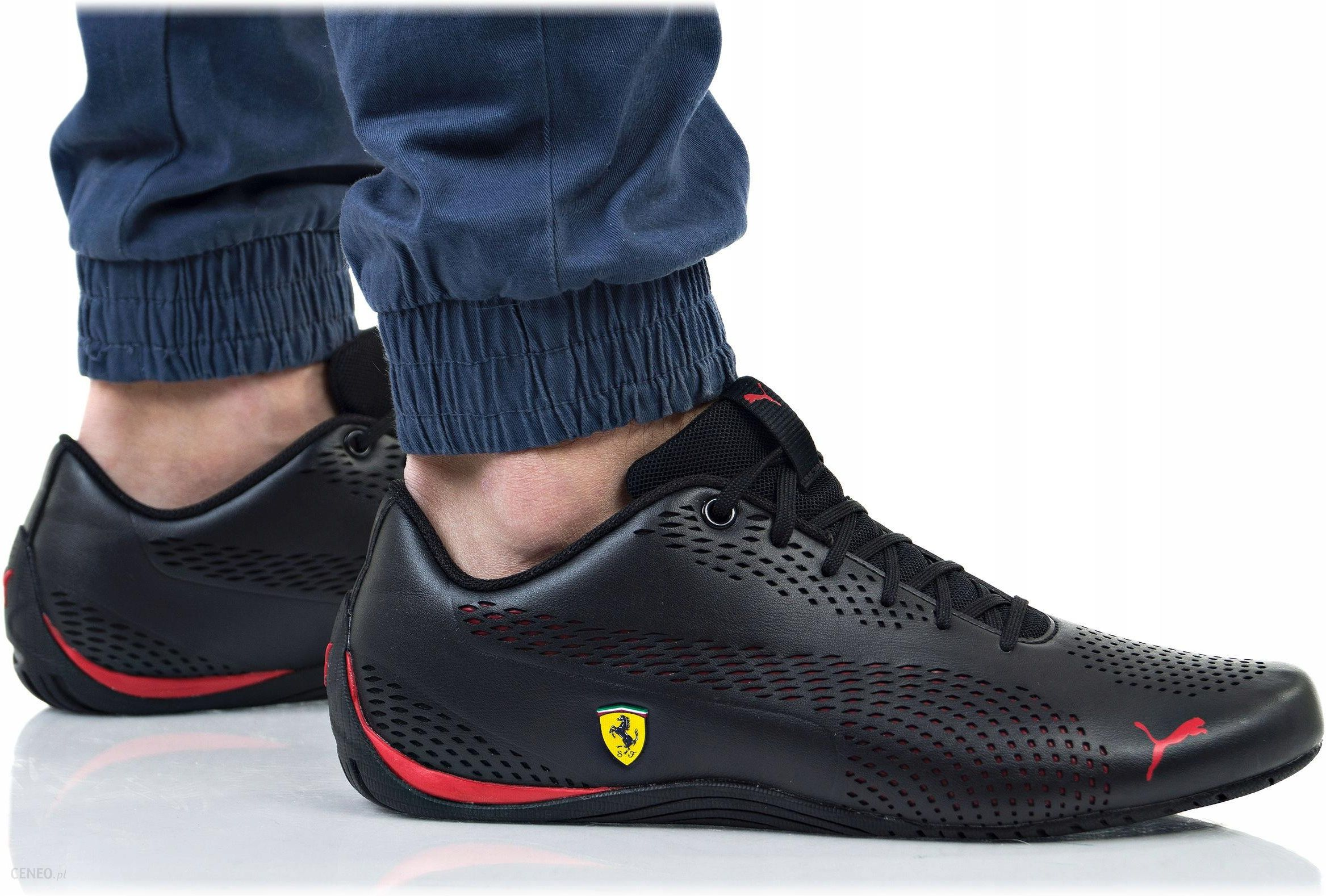 51445f308 Buty Puma Męskie Ferrari Sf Drift Cat 5 306422 01 - Ceny i opinie ...