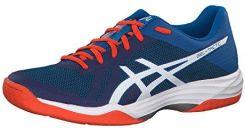 Amazon Asics Gel Tactic męskie buty do siatkówki, czarne, kolor: niebieski, rozmiar: 42.5 EU Ceneo.pl
