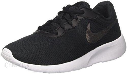 Amazon Nike Tanjun (BG) buty sportowe chłopięce czarny 38.5 EU Ceneo.pl