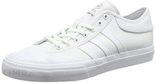 Nowy Jork sprzedawca detaliczny szczegóły Amazon Adidas buty firmy Match Court Skateboard dla dorosłych uniseks -  biały - 46 2/3 EU
