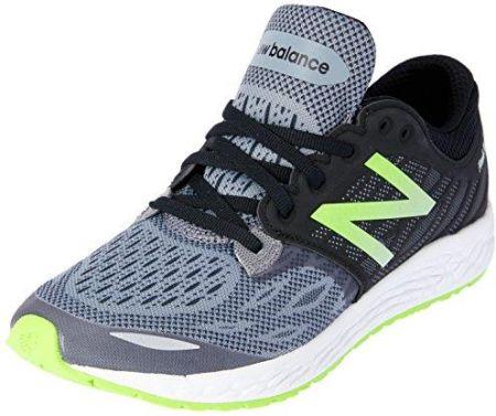 7b35c80d Amazon New Balance dziewcząt Fresh Foam zante V2 buty do biegania - czarny  - 38
