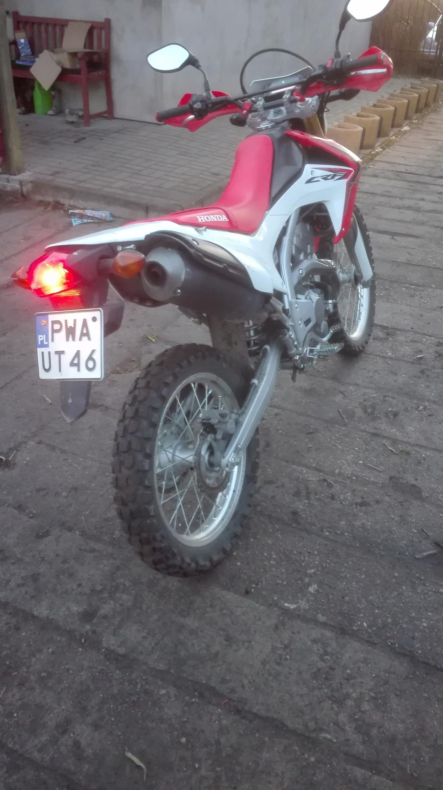 Honda Cr V 250 Motorcycle 2010 Honda 250 4stroke CRVHonda CR