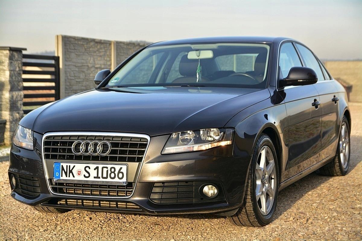 Audi A4 B8 20 Tdi 143kmniemcysuper Zadbane Opinie I Ceny Na