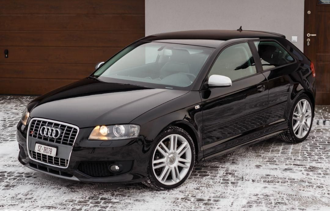 Audi S3 8P - Opinie i ceny na Ceneo.pl