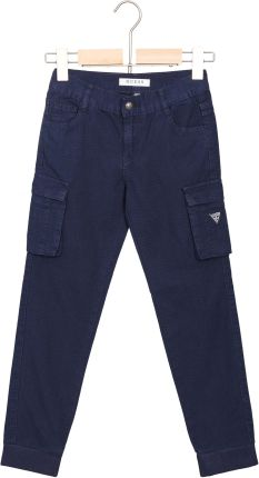 e6f6806977 Guess Spodnie dziecięce Niebieski 7 lat