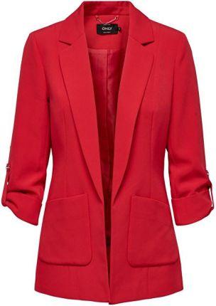 76eadc425c55 ONLY Damski blazer K ayla 3 4 Anna Blaze r Tlr Mars Red (rozmiar