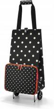2aef203137253 Torba na kółkach Foldable Trolley kolor Mixed Dots, firmy Reisenthel