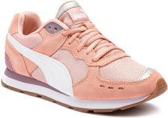 bd39b6f5f05dd Sneakersy PUMA - Vista 369365 05 Peach Bud/White/Elderberry eobuwie