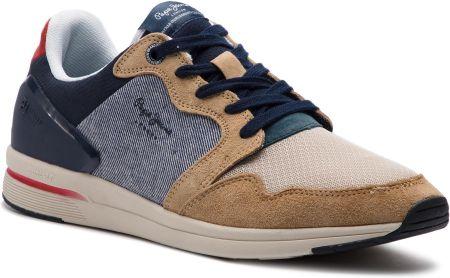 a002757a599 Sneakersy PEPE JEANS - Jayker Dual D-Limit PMS30514 Sand 847 eobuwie