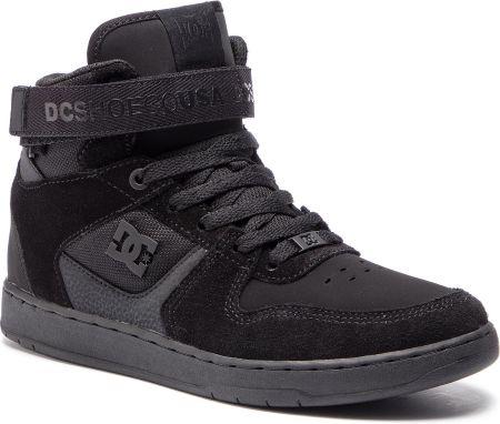 986ab0eea14ef Sneakersy DC - Pensford ADYS400038 Black/Black/Black(3Bk) eobuwie. Buty  sportowe męskie DCSneakersy DC ...