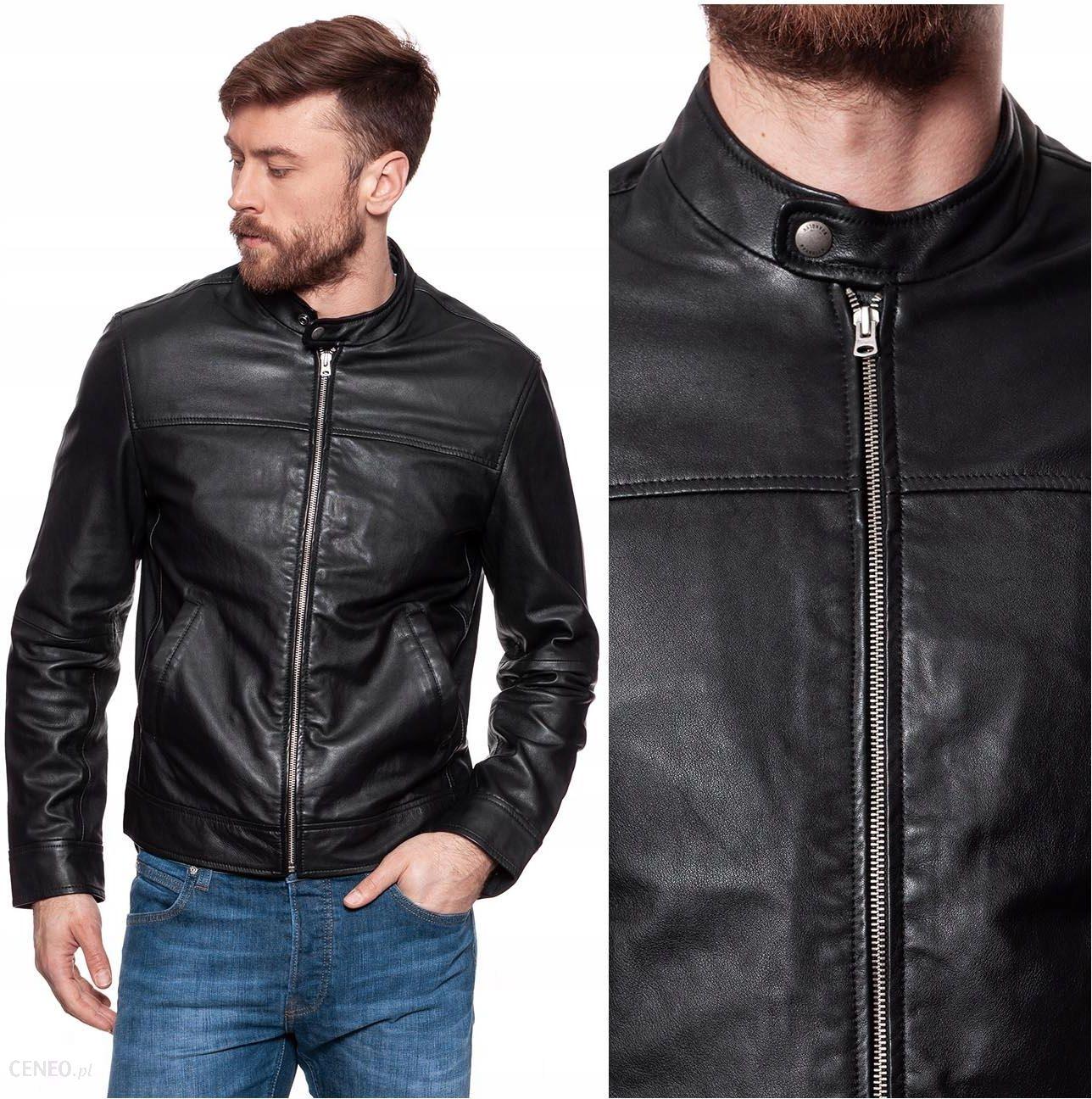 leather kurtki skórzane meskie