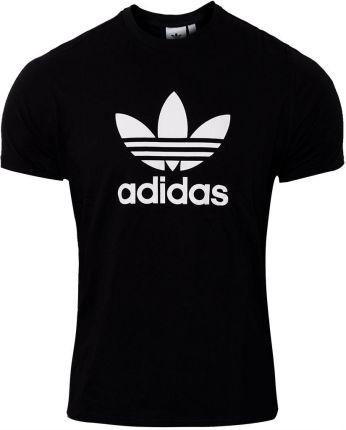 Adidas Koszulka Męska Bawełna Sportowa Czarna M Ceny i
