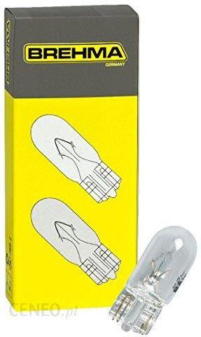 Amazon 10 żarówek Samochodowych Do świateł Pozycyjnych Brehma W5w T10 12 V 5 W Oświetlenie Tablicy Rejestracyjnej Oświetlenie Wnętrza