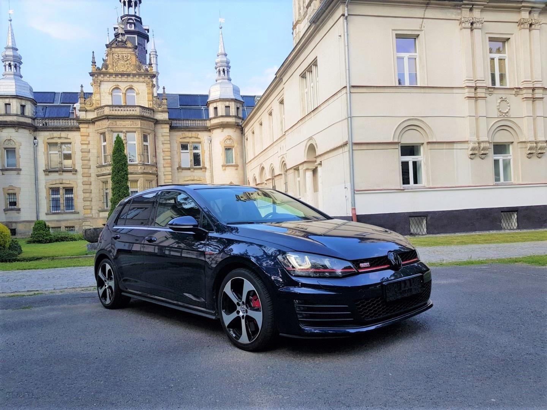 Volkswagen Golf Vii 7 Gti Dsg Xenon Panorama Igła Opinie I Ceny Na Ceneopl