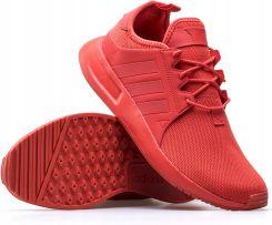 adidas buty sportowe męskie czerwone