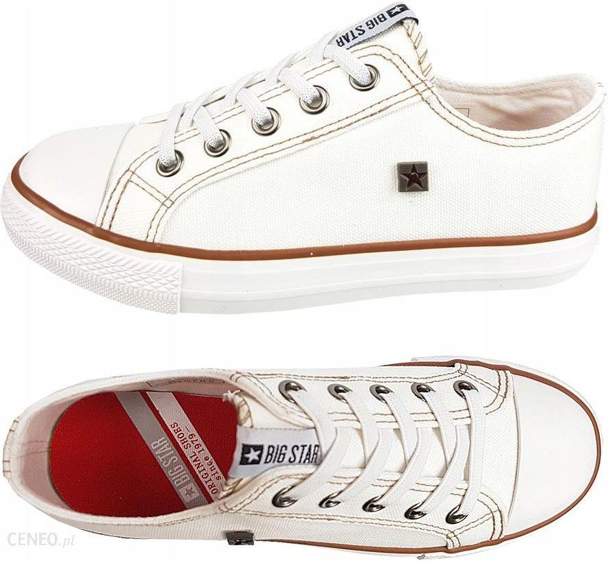 Trampki dziecięce Big Star białe DD374085 buty 32 Ceny i opinie Ceneo.pl