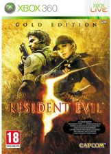 Resident Evil 5 Gold Edition (Gra Xbox 360)