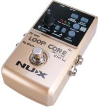Nux Loop Core Deluxe Bundle - Efekt Gitarowy
