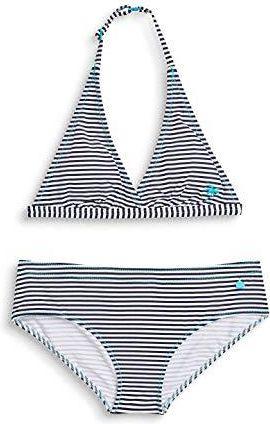 1e35d90b5e1b62 Amazon ESPRIT dziewczęcy zestaw odzieży kąpielowej Cana Beach Yg kołnierz  mocujący + hipsy -