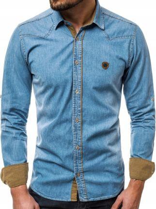 7c475c26 Koszula w kratę do pracy bawełna K319 czarna S - Ceny i opinie ...