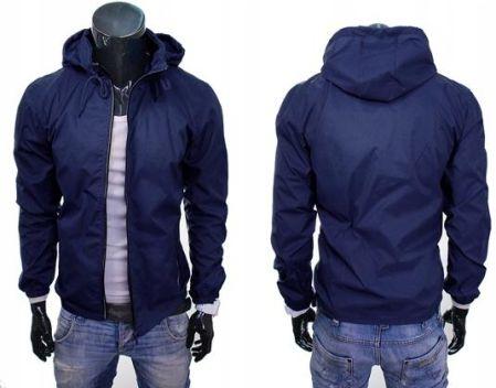 Lee Jacket Kurtka Męska Jeans Niebieska Slim XL Ceny i
