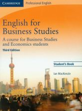 English for Business Studies (3rd edition) - Podręcznik