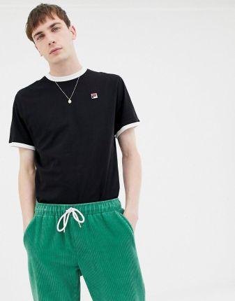 Fila Oversized Boyfriend Sweatshirt With Small Logo