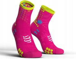882270bd Compressport Pro Racing Socks Ultralight Hi V3.0 Ironman T3 - Ceny i ...