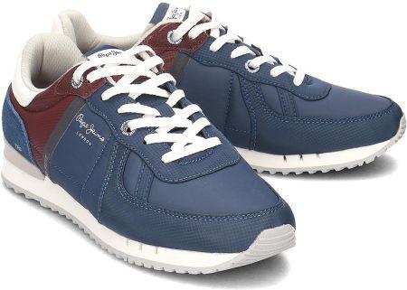 size 40 41eb4 463de Pepe Jeans Tinker Zero - Sneakersy Męskie - PMS30509 579