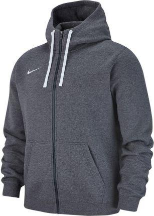 f81a8968d Bluza męska Full Zip Fleece Team Nike (szara)