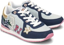 d122d68650812 Pepe Jeans Sydney Patches - Sneakersy Dziecięce - PGS30392 000