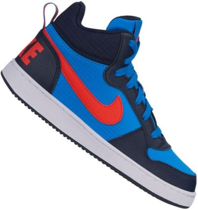 best sneakers e4919 ff2c2 Nike JR Court Borough Mid 403