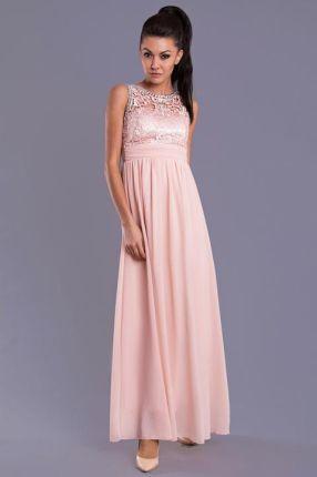 43307166f3 Sukienka bez rękawów s068 Rozmiar - 38 (M) Style - Ceny i opinie ...