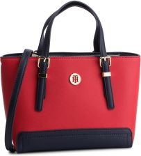 29339d720befc Torebka TOMMY HILFIGER - Honey Small Tote AW0AW06421 614 eobuwie