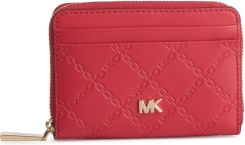7ebc3215a1408 Mały Portfel Damski MICHAEL MICHAEL KORS - Money Pieces 32S9GF6Z1Y Bright  Red eobuwie
