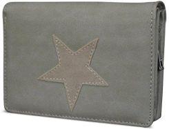 b03879139acc2 Amazon Damski luksusowy płócienny portfel gwiazda portfel portmonetka portfel  damski