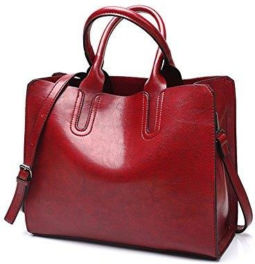 dab24a6faed16 Amazon vancoo torebka damska torebka damska torba z uszami eleganckie torba  na ramię dla pań kobiety