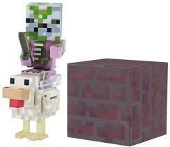 3e590c599 Tm Toys Minecraft Pigman Jockey 19978