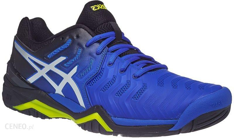 Asics Gel Resolution 7 Illusion Blue Silver