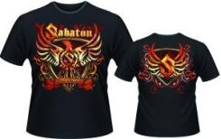 Sabaton - Coat Of Arms T-Shirt, rozmiar M