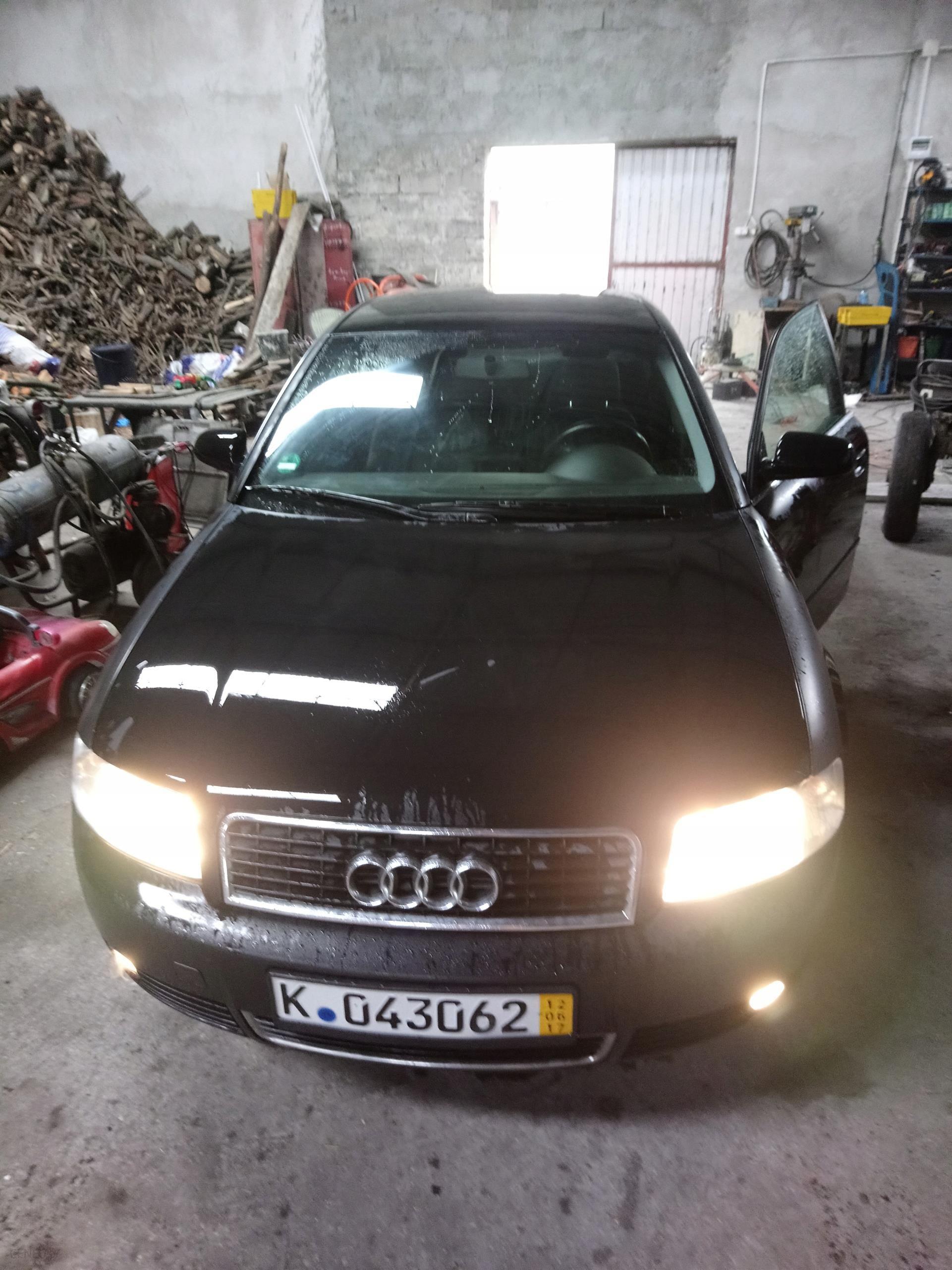 Audi A4 B6 18t 163km Z Niemiec Lpg Opinie I Ceny Na Ceneopl