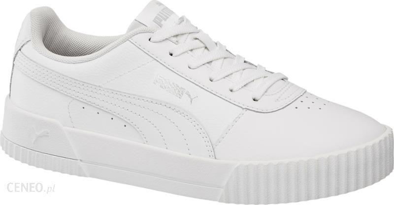 sneakersy damskie Puma Calistoga Puma białe Buty sportowe damskie białe w Deichmann