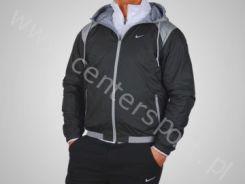 KURTKA DWUSTRONNA Nike REVERSIBLE HOODED JACKET Ceny i opinie Ceneo.pl