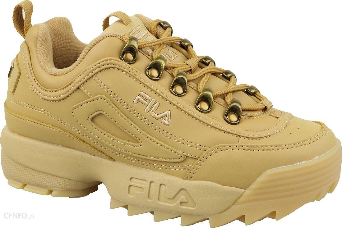 Buty sneakers Fila Disruptor Clay Low Wmn 1010535 EDU