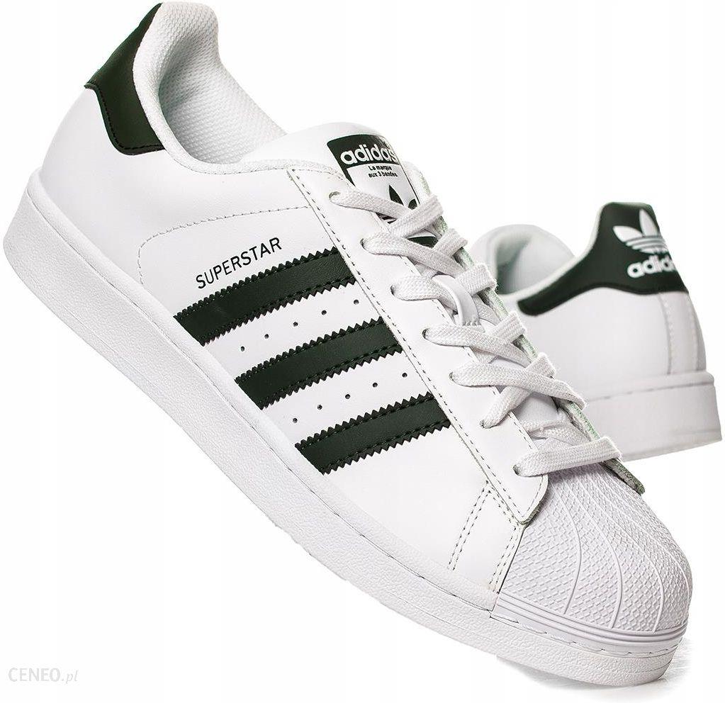 Męskie Obuwie Adidas Superstar Foundation Sneakersy Niskie