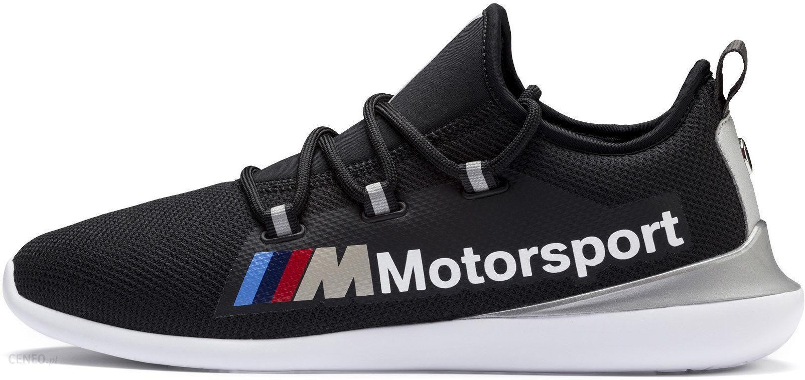 96665691 Buty BMW Motorsport Evo Cat Racer Puma (black-puma silver) - Ceny i ...