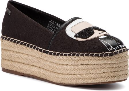 9d3d10bc Espadryle VANS - Authentic Platfor VN0A3NAQBLK Black - Ceny i opinie ...